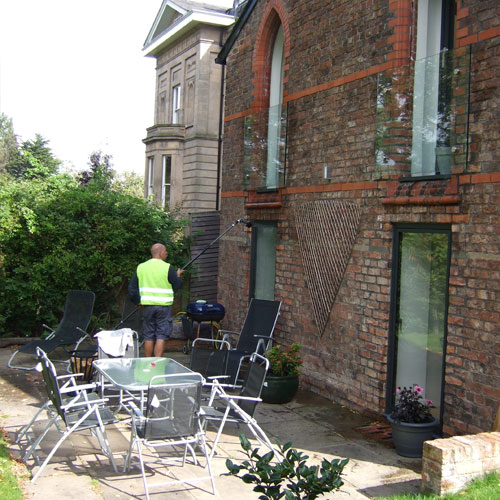 Window Cleaners Wirral Liverpool