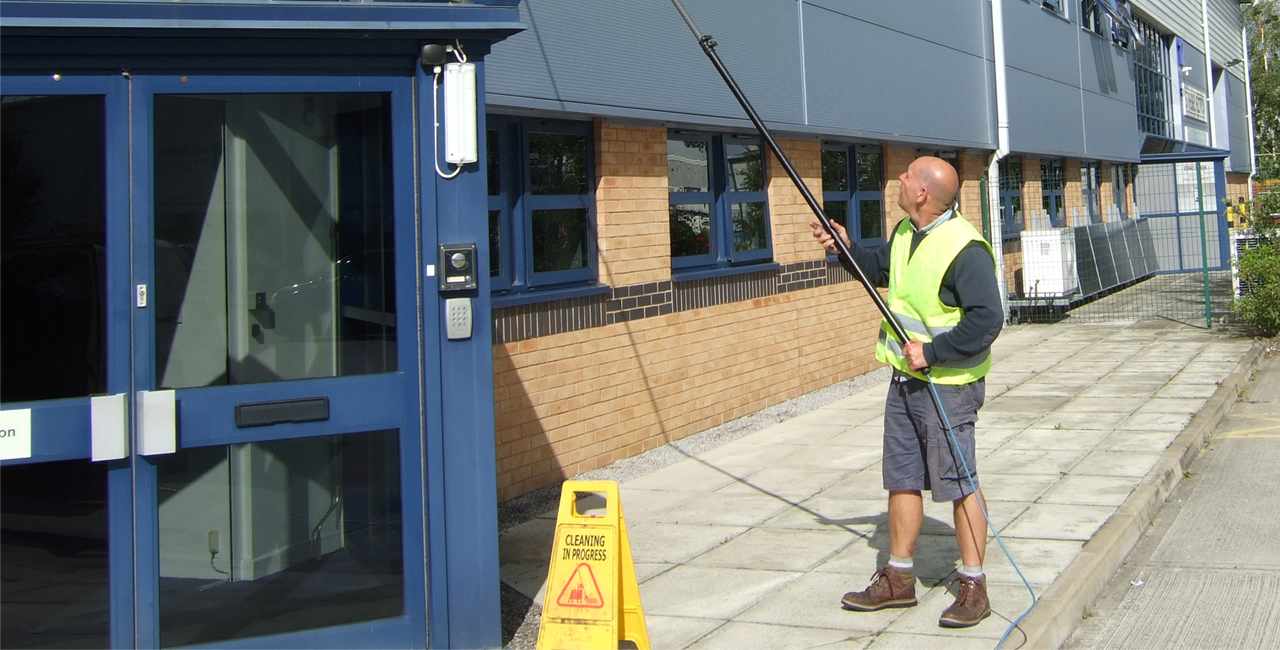 Business Window Cleaning Wirral